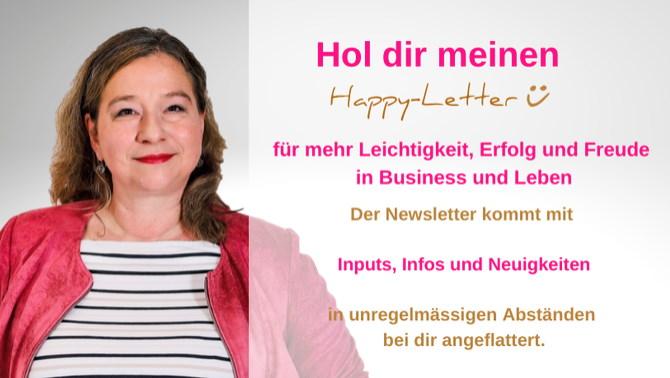 Jacqueline Bürker Happy Letter